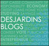 Desjardins blogs
