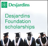 Desjardins Foundation launches its call for applications for 2014 scholarships