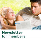 Newsletter for members