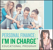 Personal Finance: I'm in Charge - An educational program for young adults