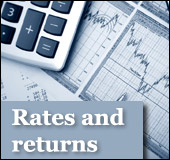 Rates and returns