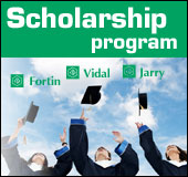 Scholarships to be won