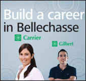 Pursue a career in Bellechasse