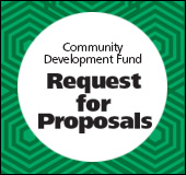 Request for Community Development Fund projects