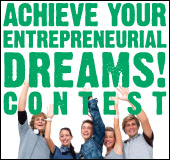 Entreprends tes r�ves contest