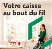 Ma caissse au bout du fil le <span class='fr'>Week-end</span>.