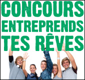 Concours « Entreprends tes rêves »