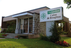 Centre de services de Saint-Pierre-de-Broughton