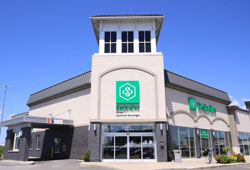 Vaudreuil-Dorion - De la Gare Service Centre (open on Saturdays and Sundays)