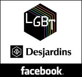 LGBT Desjardins Facebook page launched