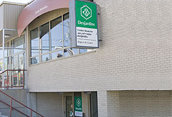 Desjardins Business - Estrie - (du Granit office)