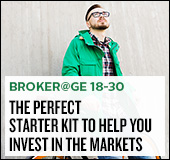 The perfect starter kit to help you invest in the markets.