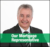 New mortgage representative