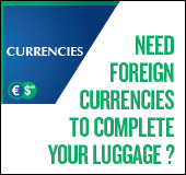 ATM in foreign currencies