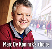 The Social Return Investment: Marc de Koninck's choice